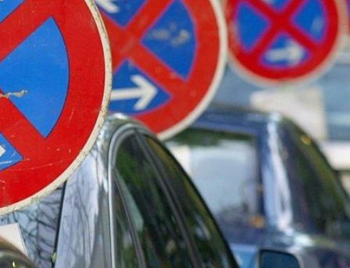 Bitte beachten: Parkverbot am Sieglarer Marktplatz