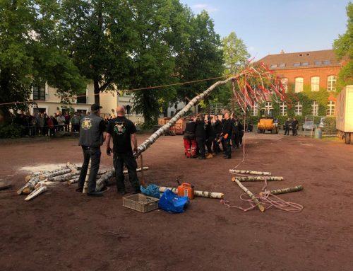 Wir sagen 'Danke!': Maifest 2019 in Sieglar mit F!ASKO